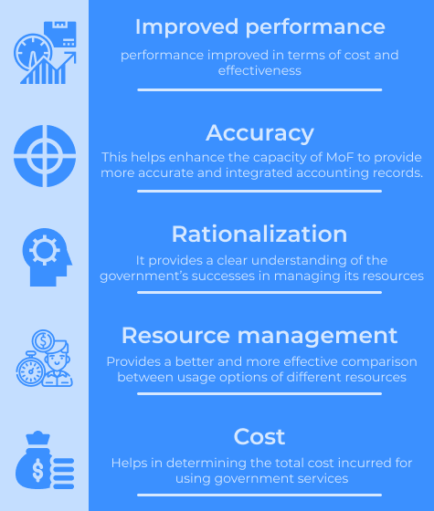 Advantages of Accrual accounting