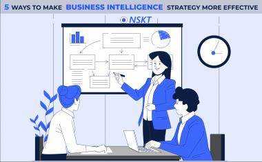 Effective business intelligence strategies
