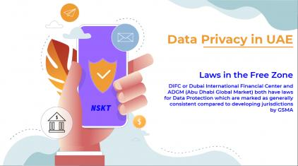 Are Data protection laws really helpful in assuring data privacy in UAE?