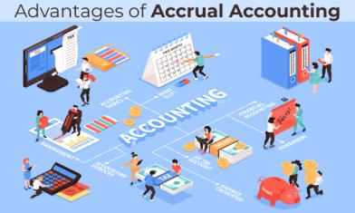 Difference between Accrual Accounting and Cash Accounting