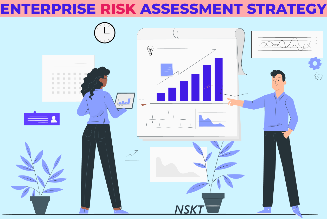 How do you conduct an enterprise risk assessment in the USA?